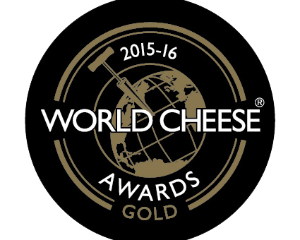 World cheese awards-gold